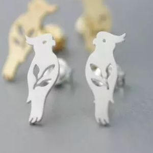 Jewelry - Fashion Parrot Earring